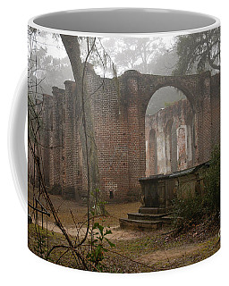 Behind Old Sheldon Church Coffee Mug
