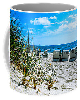 Behind The Dunes -light Coffee Mug