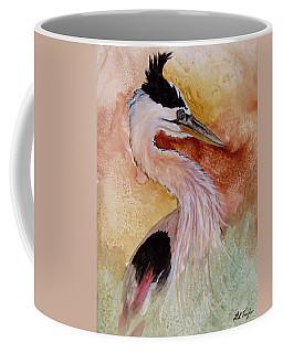 Behind The Grasses Coffee Mug