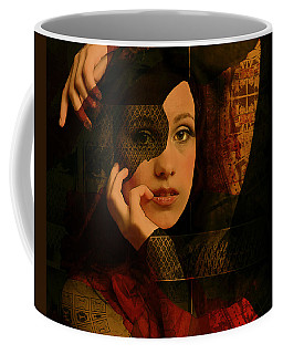 Behind The Mask Coffee Mug