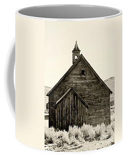 Behind The Steeple By Diana Sainz Coffee Mug