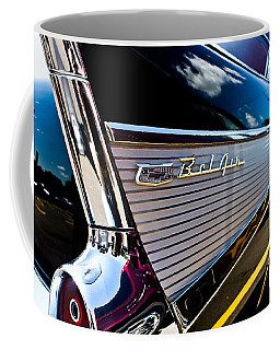Coffee Mug featuring the photograph Bel Air Reflections by Joann Copeland-Paul