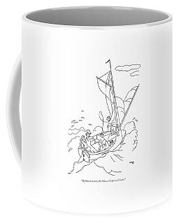 Believe It Or Coffee Mug