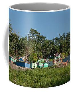 Belize Cemetery Coffee Mug