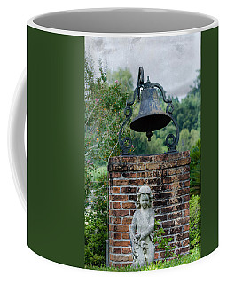 Bell Brick And Statue Coffee Mug