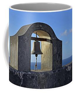 Bell Of San Christobal Coffee Mug