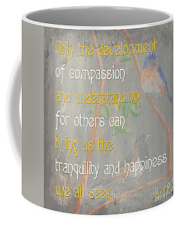 Bella Bird 2 Coffee Mug
