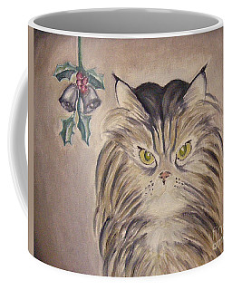 Belle With Silver Bells Coffee Mug