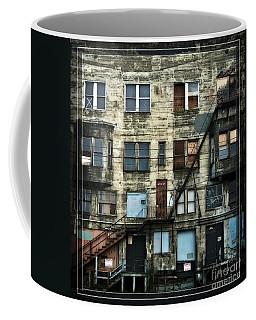 Bellingham Architecture Coffee Mug