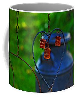 Coffee Mug featuring the photograph Bells by Rowana Ray