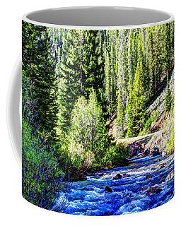Belt Creek Coffee Mug