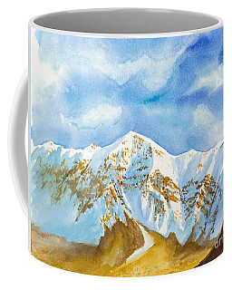 Ben Lomond Coffee Mug
