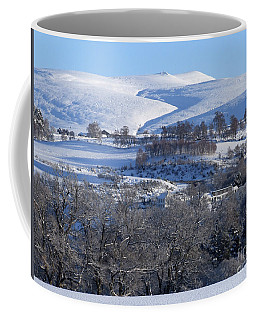 Ben Rinnes - Snow Coffee Mug