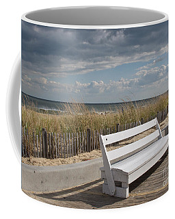 Bench Warmer Coffee Mug