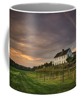 Beneath An Evening Sky Coffee Mug