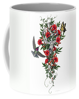 Beneath Summer's Promise Coffee Mug by Pat Erickson