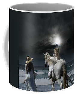 Beneath The Illusion In Colour Coffee Mug