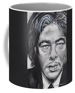 Benicio Del Toro Coffee Mug