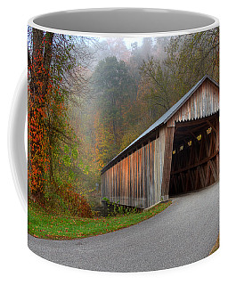 Bennett Mill Covered Bridge Coffee Mug