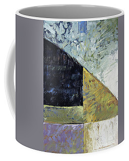 Bent On Abstraction Coffee Mug