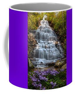 Benton Falls In Spring Coffee Mug