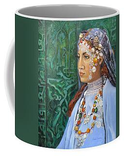 Berber Woman Coffee Mug