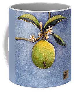 Bergamot Coffee Mug by Katherine Miller