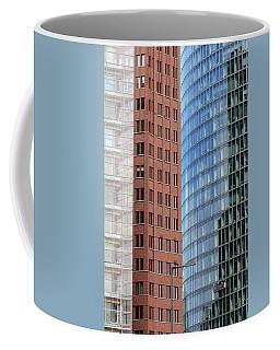 Berlin Buildings Detail Coffee Mug