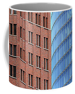 Berlin Buildings Detail Coffee Mug