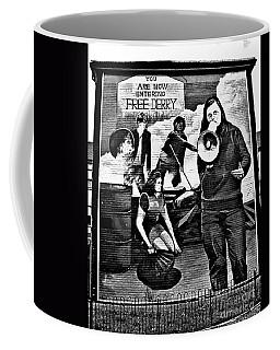 Bernadette Devlin Mural 2 Coffee Mug