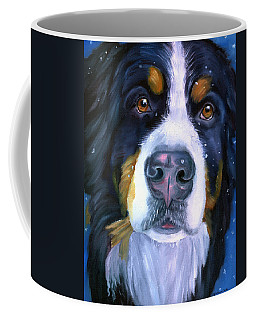 Bernese Mountain Dog  Coffee Mugs