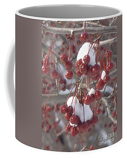 Berry Basket Coffee Mug