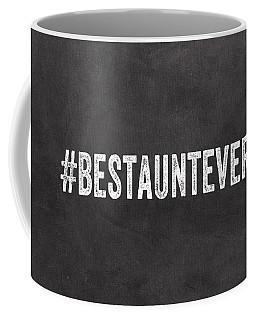 Best Aunt- Greeting Card Coffee Mug