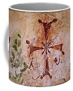 Bet She'an Christian Fresco  Coffee Mug