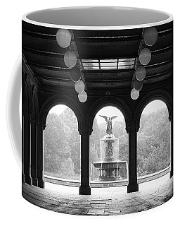 Bethesda Terrace  1990s Coffee Mug