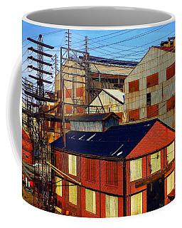 Bethlehem Steel # 6 Coffee Mug