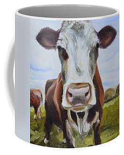 Betsy Coffee Mug by Donna Tuten