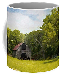 Better Days Coffee Mug by Jeff Kolker