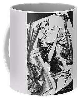 Between Dream And Reality Coffee Mug