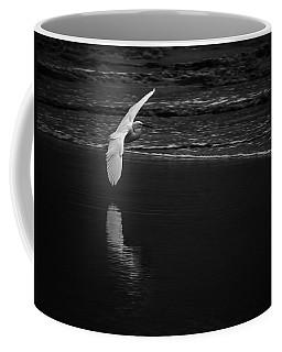 Between Sea And Clouds Coffee Mug