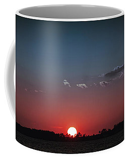 Between The Light And The Dark Coffee Mug