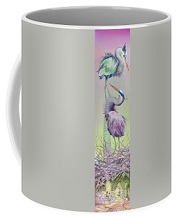 Between The Worlds Coffee Mug