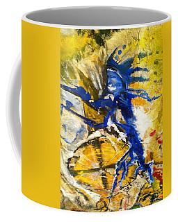 Beyond Boundaries Coffee Mug by Kicking Bear  Productions