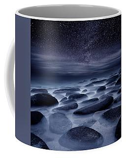 Beyond Our Imagination Coffee Mug by Jorge Maia