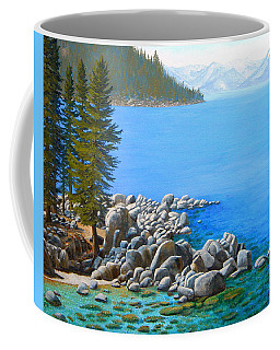 Beyond Secret Cove Coffee Mug
