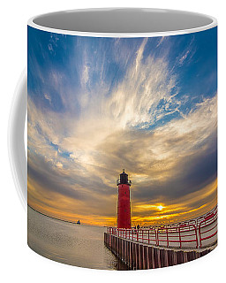 Beyond The Pier Coffee Mug