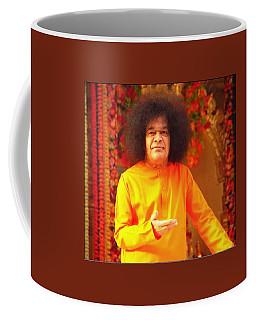 Bhagavan Sri Sathya Sai Baba Coffee Mug