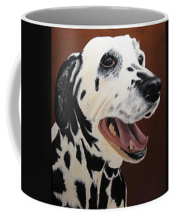 Bianca Rob's Dalmatian Coffee Mug