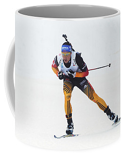 biathlete Erik Lesser Germany Coffee Mug