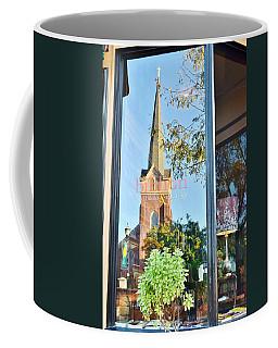 Biblion Used Books Reflections 3 - Lewes Delaware Coffee Mug